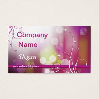 Boho Business Card #3