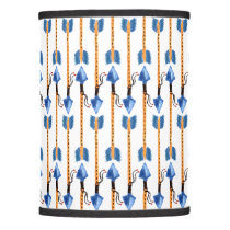 boho chic feather arrow native pattern lamp shade