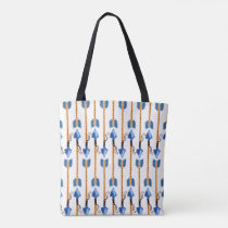 boho chic feather arrow pattern bag