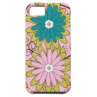 Boho Chic Flowers Iphone 5 Case