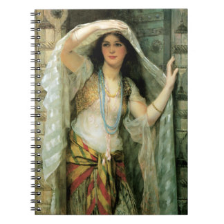 Boho Chic Gypsy Moroccan Notebook