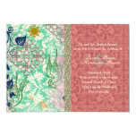 Boho Chic Gypsy Ragbag Wedding Invitations