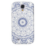 Boho Chic Lace Look Galaxy S4 Cover