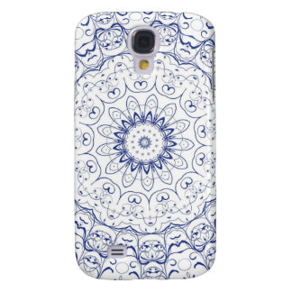 Boho Chic Lace Look Samsung Galaxy S4 Case