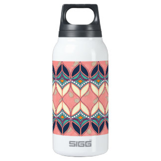 Boho Daisy Insulated Water Bottle