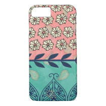 Boho Daisy iPhone 7 Case