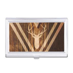 Deer Wood Wallets Zazzle