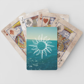 boho Distressed Edition Playing Card Bicycle Playing Cards