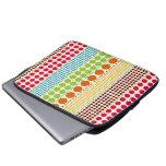 Boho Dots Electronics Bag Laptop Computer Sleeves
