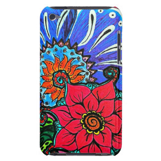 Boho Floral iPod touch case