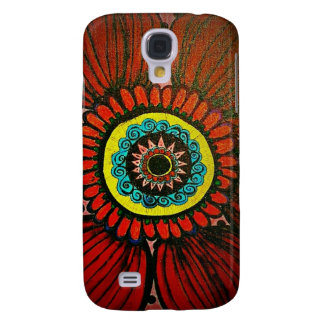 boho flower design floral htc vivid case