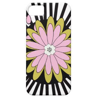 Boho Flower Love Iphone 5 Case