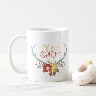 Boho Free Spirit Mug