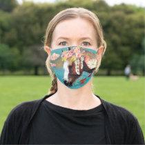 Boho Horse Face Mask