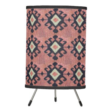 Aztec Themed Boho Lamp Shade