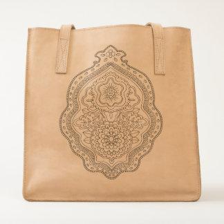 Boho Leather Handbag