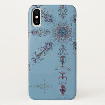 Boho Mandala iPhone xr iPhone X Case