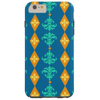 Boho Ornate Stripe Tough iPhone 6 Plus Case
