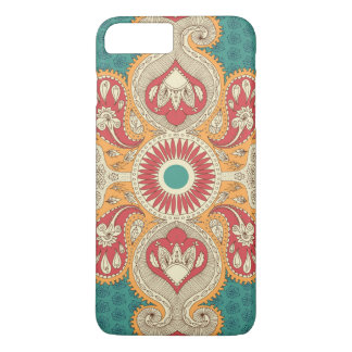 Boho Paisley Pattern iPhone 7 Plus Case