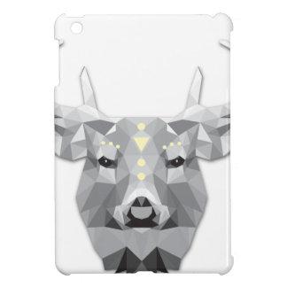 Boho poly to deer iPad mini case