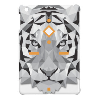 Boho poly to tiger case for the iPad mini