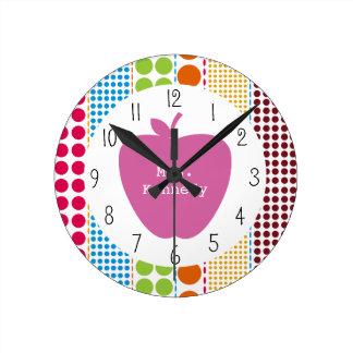 Boho puntea al profesor rosado de Apple Reloj