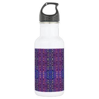 Boho purple Passion Water Bottle