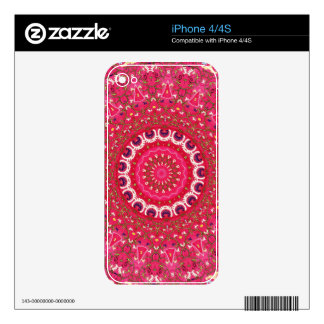 Boho Southwest Tribal theme Decal For iPhone 4