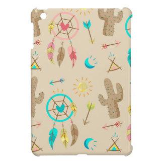 Boho Tribal Chic Dreamcatcher iPad Mini Case