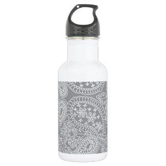 Boho Vintage Water Bottle