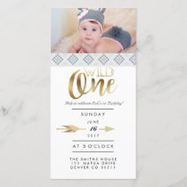 Boho Wild One | First Birthday Party