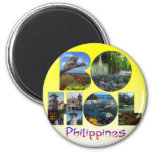 Bohol 2 Inch Round Magnet