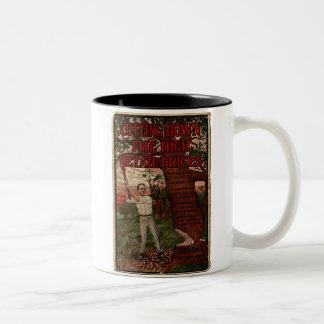 Bohon's Kentucky Bluegrass Buggies Two-Tone Coffee Mug