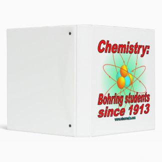 Bohr atom binder