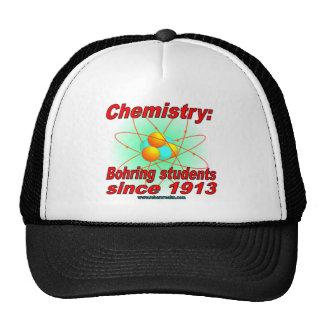 Bohr atom trucker hat