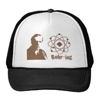 Bohr-ing Gorros Bordados