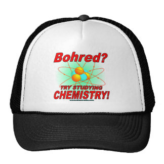 ¿Bohred?  ¡Química del estudio! Gorro
