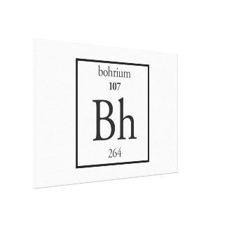 Bohrium Impresiones En Lona Estiradas