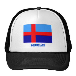 Bohuslän flag with name (unofficial) trucker hat