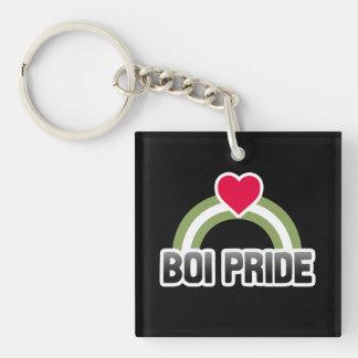 Boi Pride Keychain