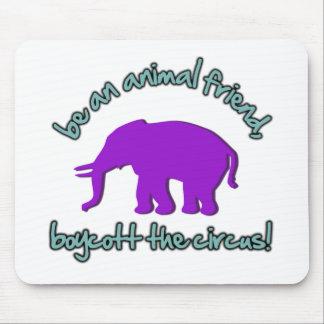 boicotee el circo tapetes de raton