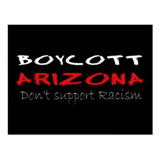 Boicoteo Arizona Tarjetas Postales
