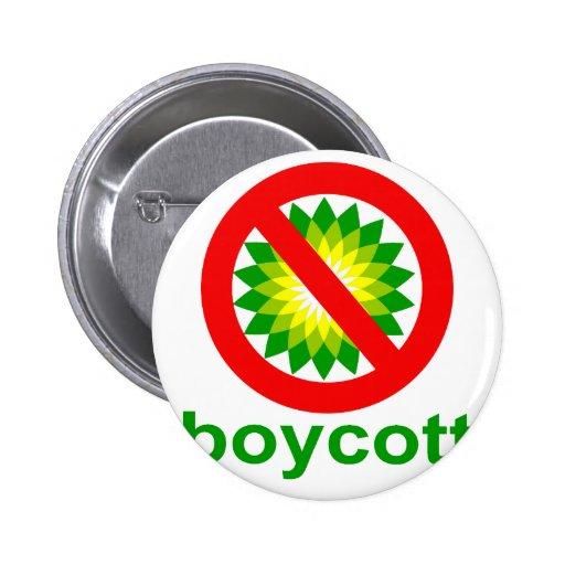 Boicoteo BP Pins