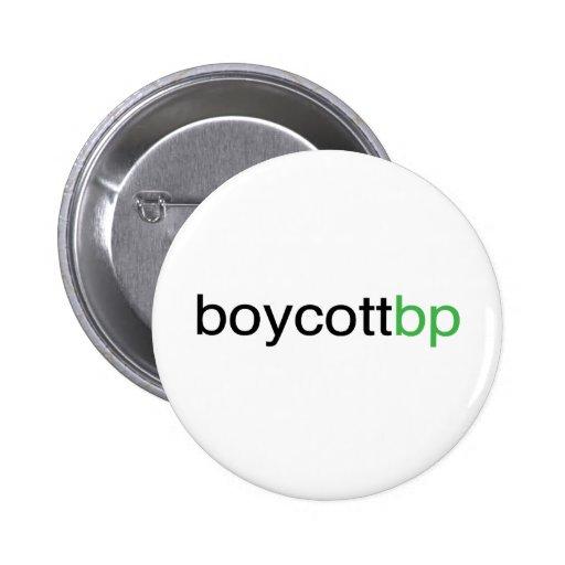 Boicoteo BP Pin