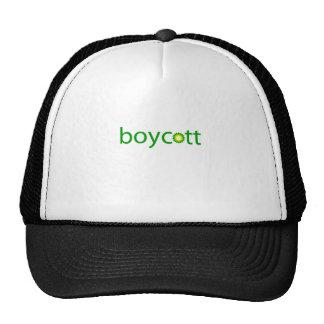 Boicoteo del derrame de petróleo de BP Gorros Bordados