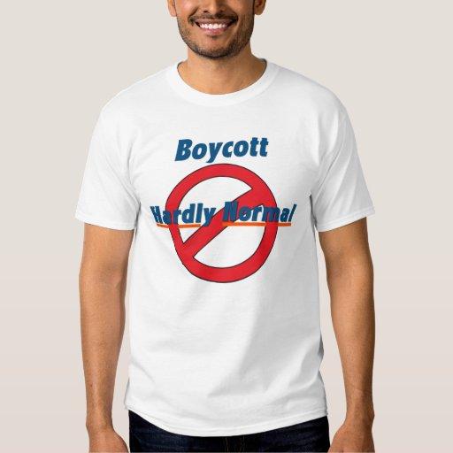 Boicoteo Hardley normal Camisas
