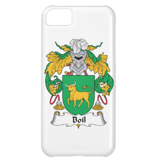 Boil Family Crest iPhone 5C Cover