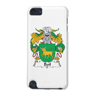 Boil Family Crest iPod Touch 5G Covers