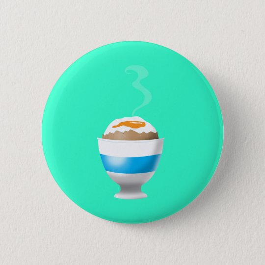 Boiled Egg Button