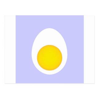 Boiled Egg Postcard